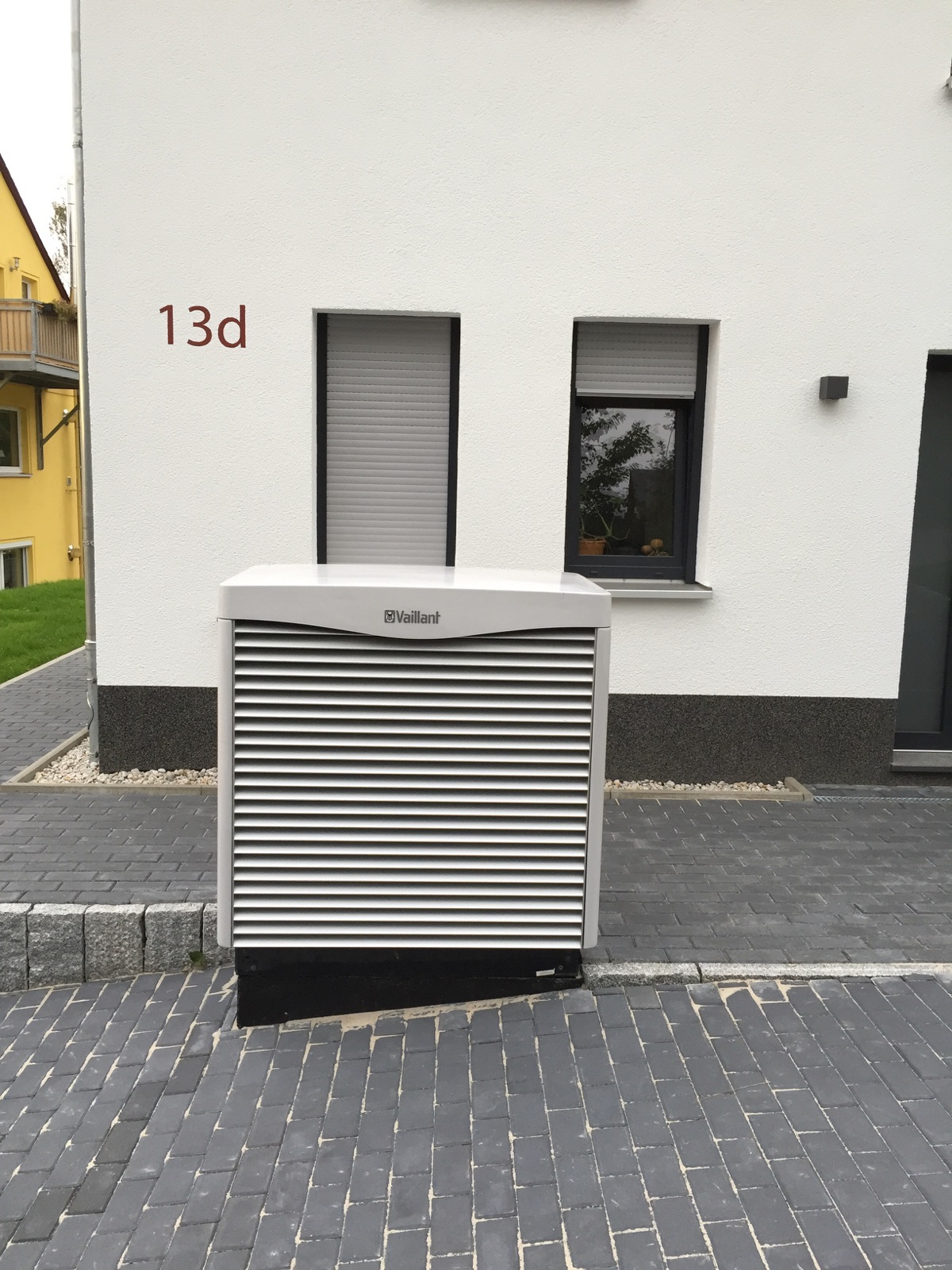 Luftwärmepumpe