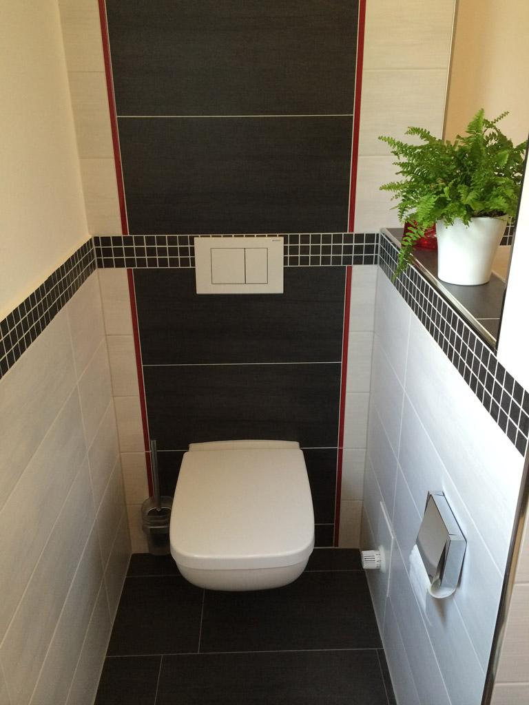 modernes Design in schwarz/weiß