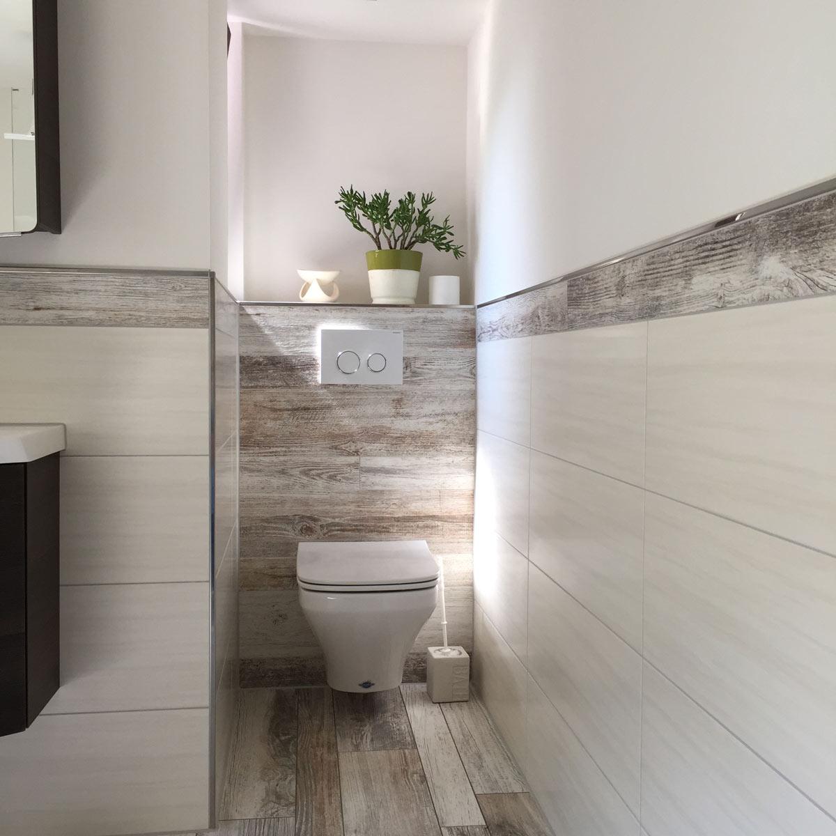 Spülrandloses Design WC