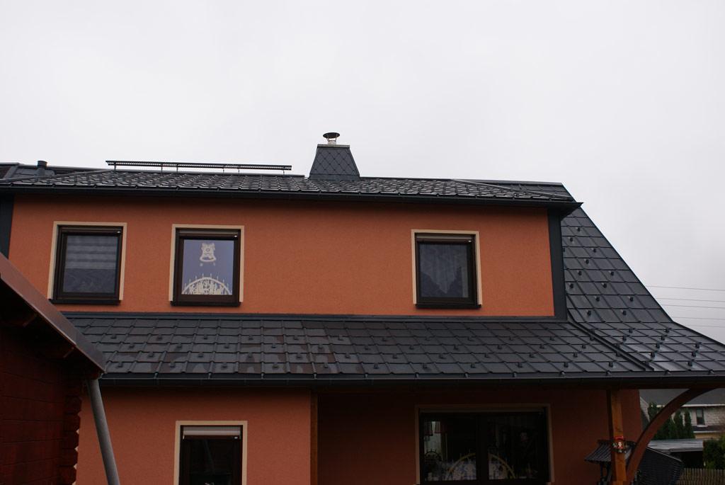 Prefa-Dachverlegeplatte