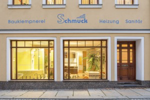 Firmengebäude Johannisstraße