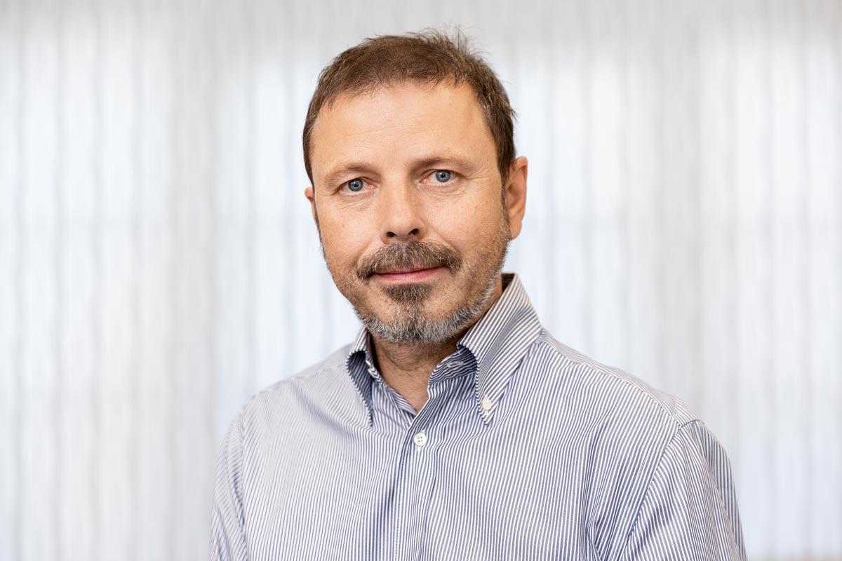 <strong>Matthias Schmuck</strong><br>Geschäftsführer <br>Installateur und Heizungsbaumeister